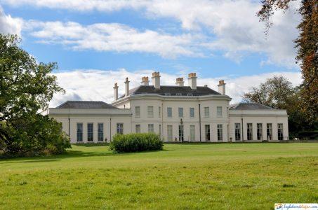 hylands house inglaterra